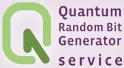 Quantum Random Bit Generator Service